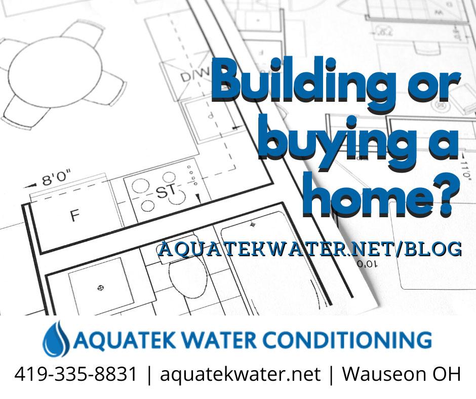 Aquatek Water Conditioning poster
