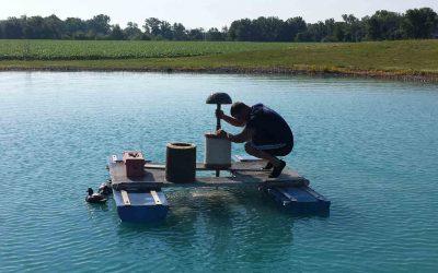WQP Article Pond Water Treatment: Understanding Pond Water Treatment as a Potable Water Option by Brandon Schindler
