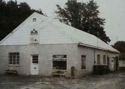 original location